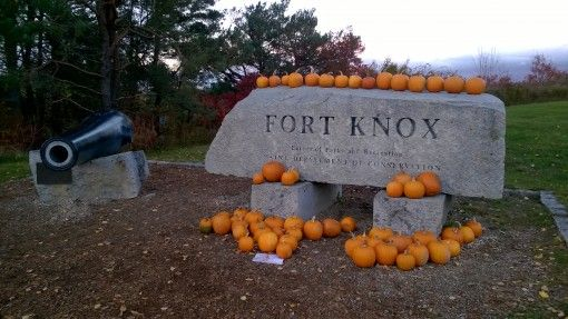 Fright at the Fort, Fort Knox