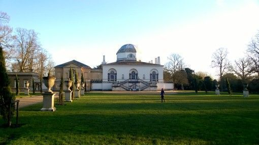 Chiswick House and Gardens, West London