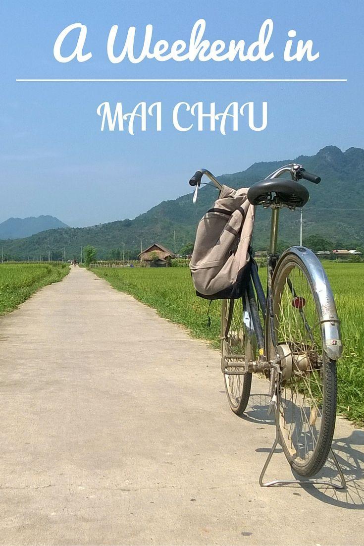 A weekend in Mai Chau