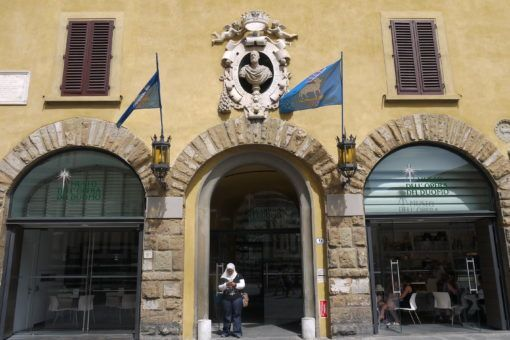 The Opera Museum in Florence, Italy