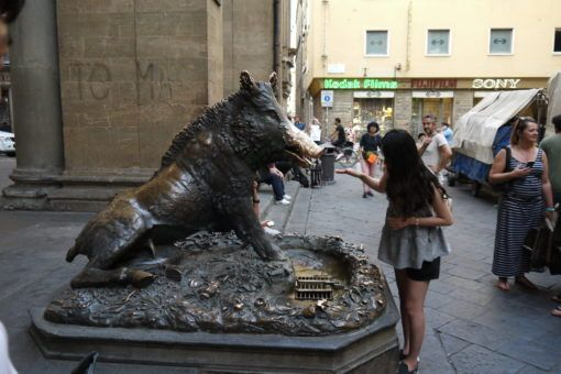 Florence's 'Porcellino' statue