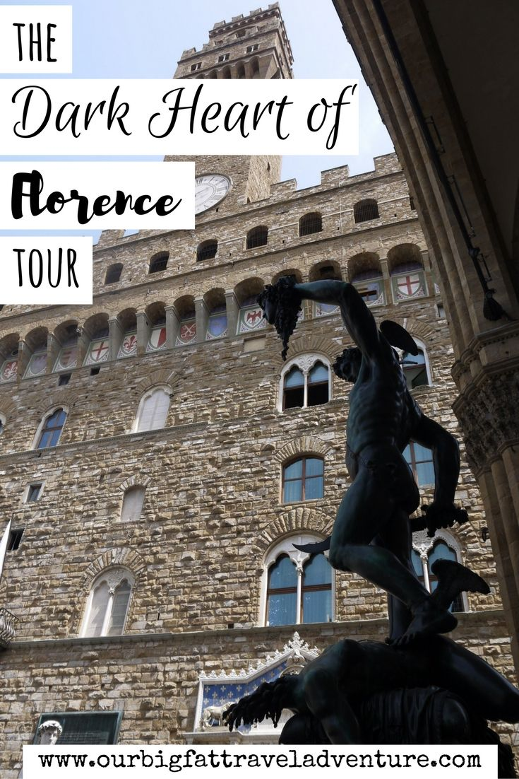 the-dark-heart-of-florence-tour-pinterest
