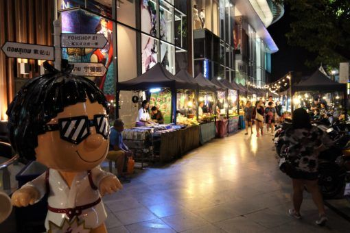 The Night Out Market at Maya Mall, Chiang Mai
