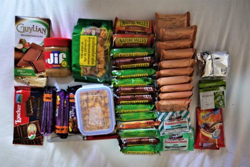 Food to pack while Trekking to Everest Base Camp