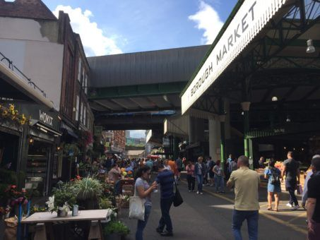 Borough Market, London Bridge