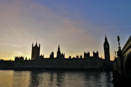 Westminster Abbey and Big Ben, London