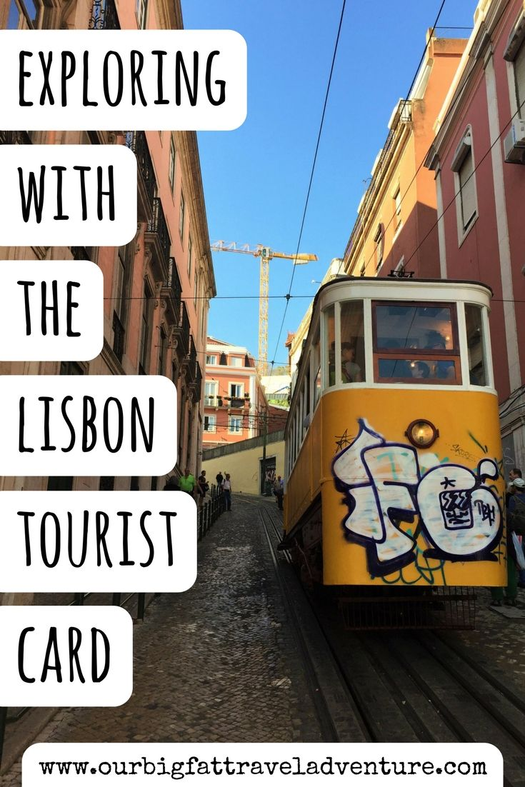 exploring with the lisbon tourist card