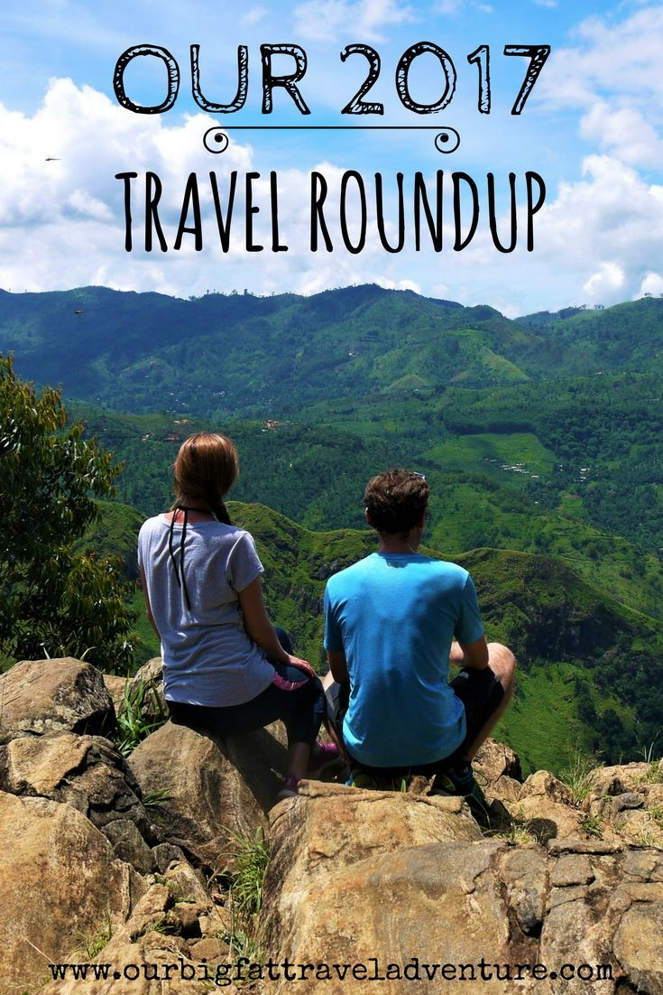 our 2017 travel roundup