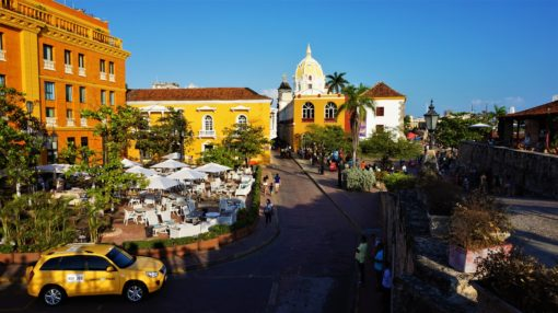 Cartagena Old Town, Colombia