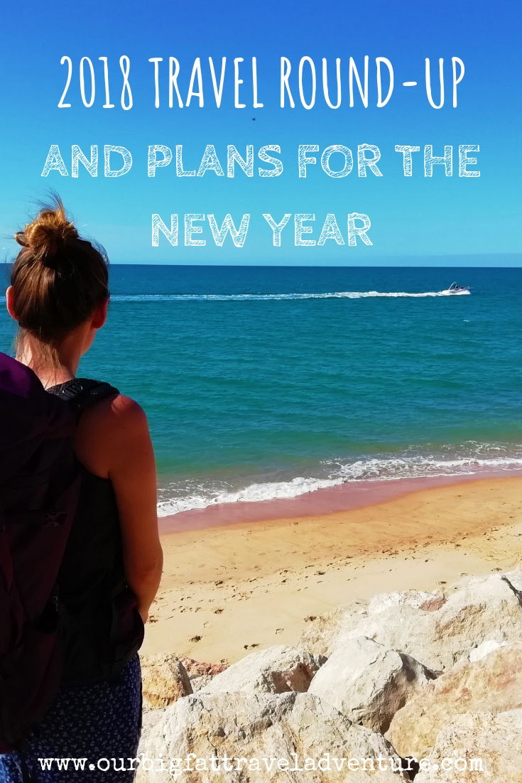 2018 travel round-up and plans for the new year