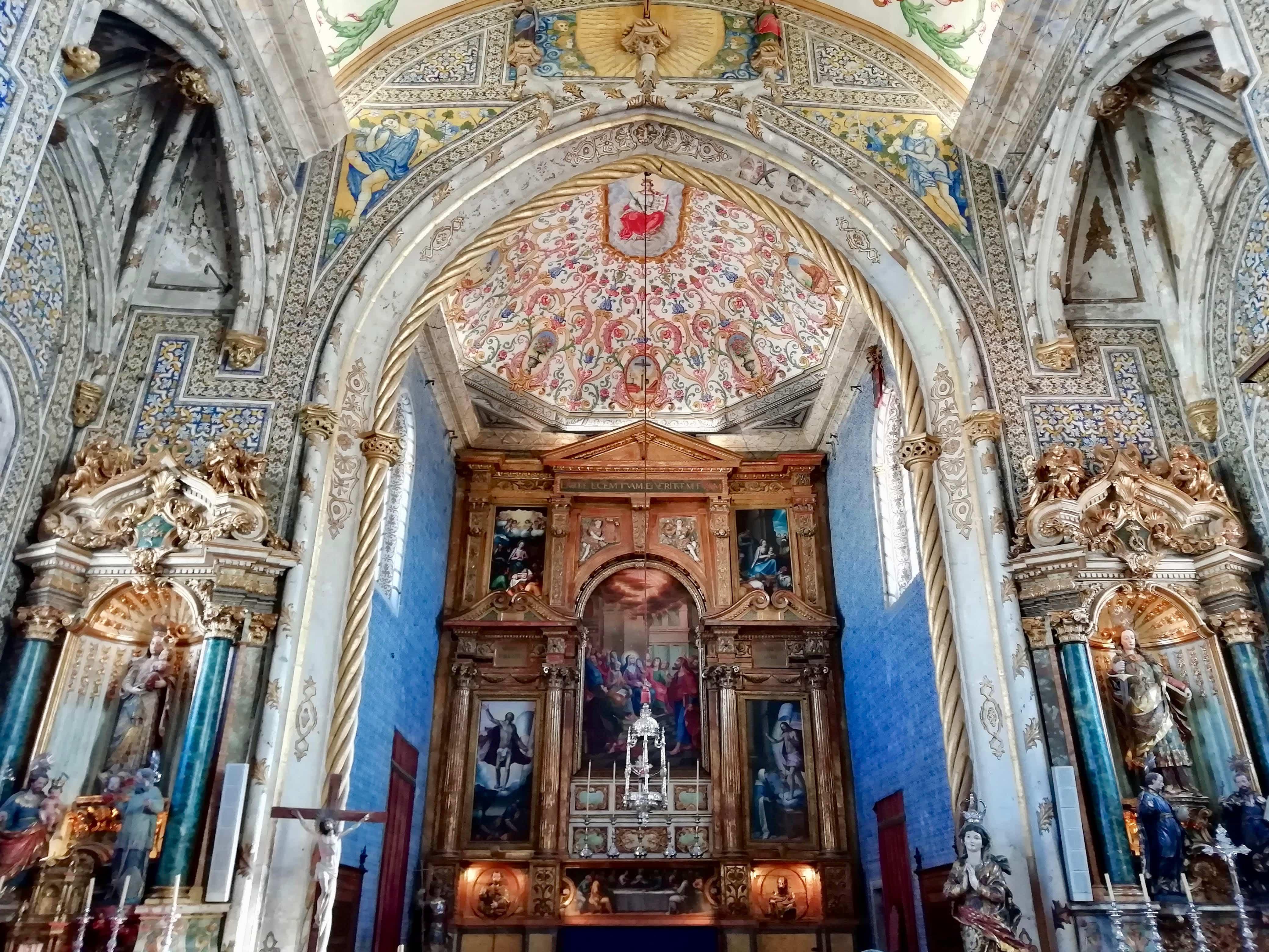 Chapel at the Velha University, Coimbra