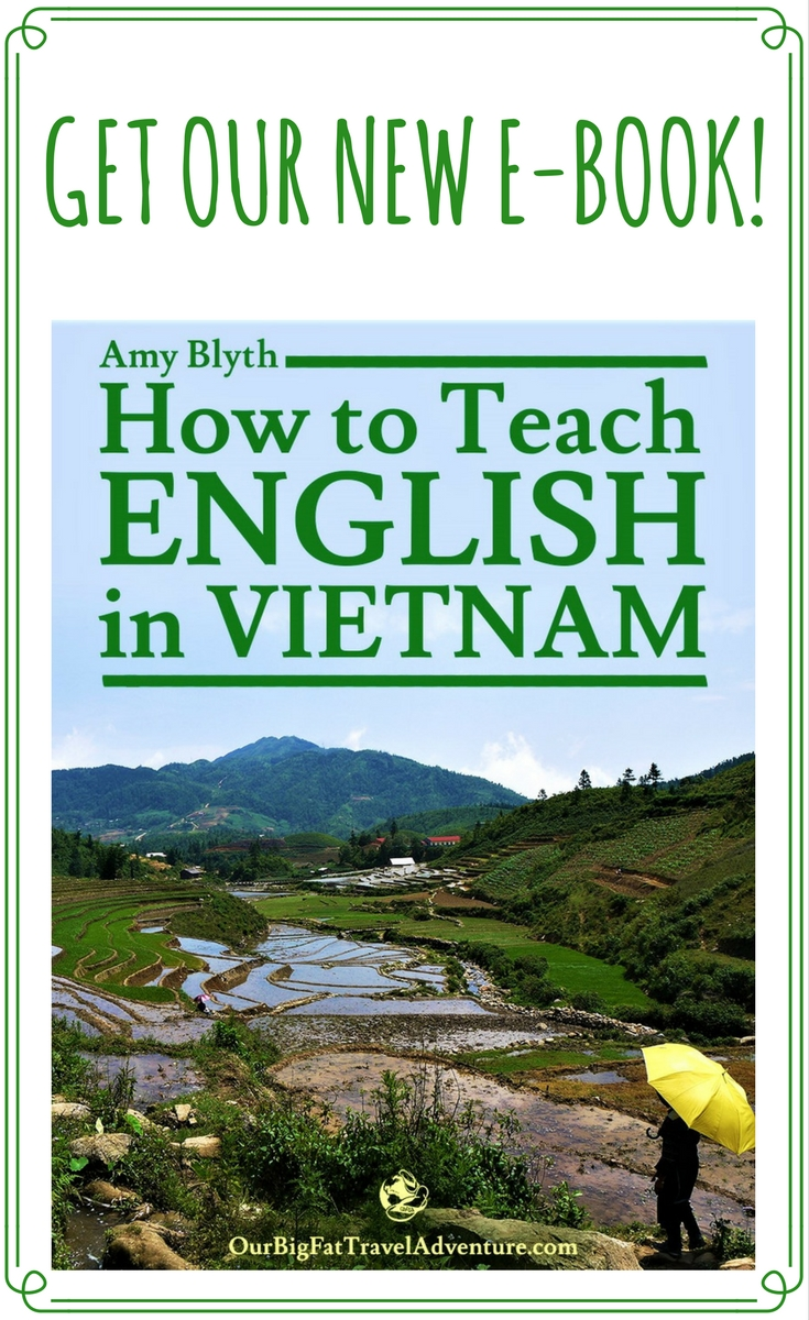 Download our How to Teach English in Vietnam E-Book and find out all you need to know about finding a teaching job, salaries, visas and moving to Vietnam.